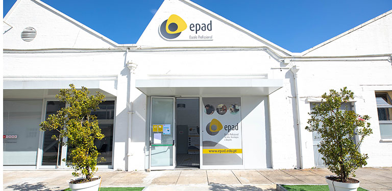EPAD Gaia Pátio Exterior